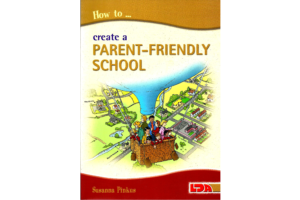 How to create a parent-friendly school book cover